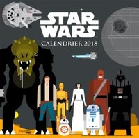 Star Wars - Calendrier 2018