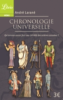 Chronologie universelle