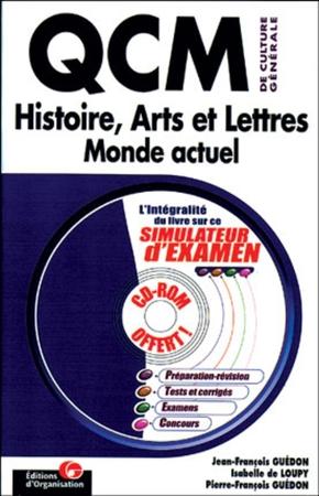 J.-F.Guédon, P.-F.Guédon, I.de Loupy- Qcm de culture générale