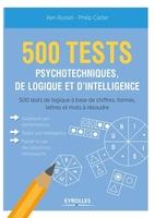 K.Russell, P.Carter - 500 tests psychotechniques de logique et d'intelligence