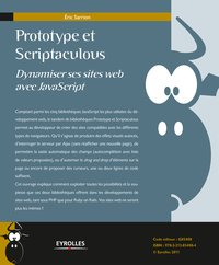 Prototype et Scriptaculous - Dynamiser ses sites web avec JavaScript