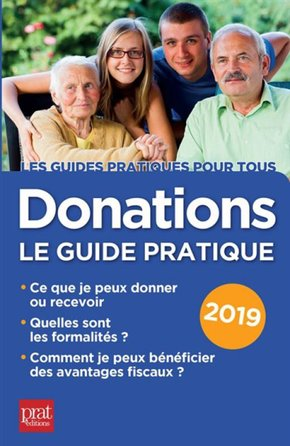 Donations le guide pratique (édition 2019)