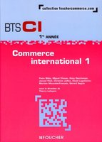 Commerce international - Volume 1