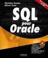 C.Soutou, O.Teste - SQL pour Oracle