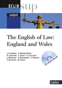 The English Law: England and Wales