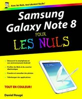Samsung Galaxy nNote 8 pour les nuls