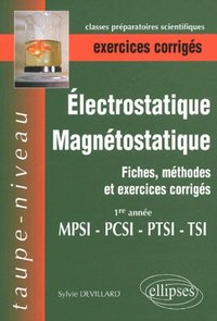 Electrostatique - Magnétostatique