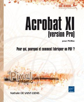 Acrobat XI pour PC/Mac (version Pro)