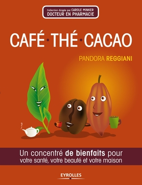 Pandora Reggiani- Café, thé, cacao