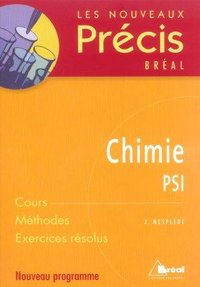 Chimie PSI