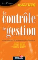 Collectif d'auteurs, Norbert Guedj - Le contrôle de gestion