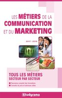 Les métiers de la communication et du marketing - 2017/2018