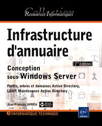 Infrastructure d'annuaire - Conception sous Windows Server