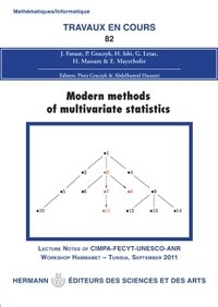 Modern methods of multivariate statistics