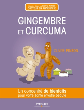 Claire Pinson- Gingembre et curcuma