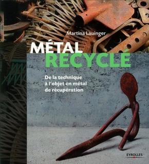Martina Lauinger- Métal recyclé