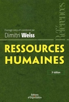 Dimitri Weiss - Ressources humaines