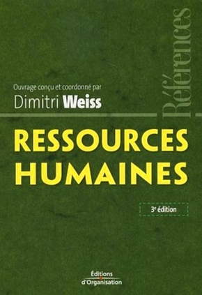 Dimitri Weiss- Ressources humaines