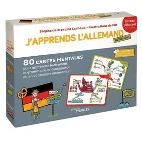 Filf, S.Eleaume-Lachaud- J'apprends l'allemand autrement - Niveau débutant
