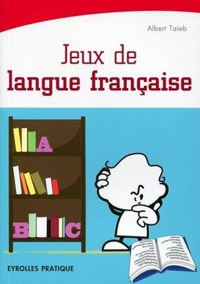 ALBERT TAIEB- Jeux de langue française
