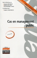 Cas en management public