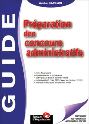 André Barilari- Guide préparation des concours administratifs