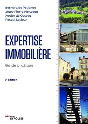 J.-P.Monceau, B.de Polignac, X.de Cussac- Expertise immobilière