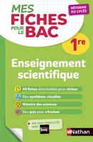 Enseignement scientifique - 1re - 2019
