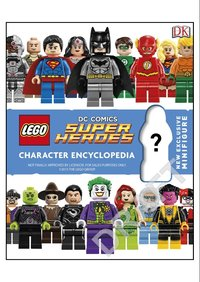 Lego dc comics, l'encyclopedie