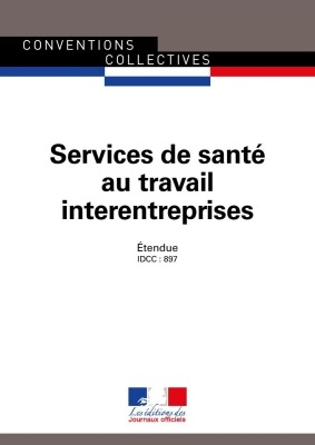 Services de santé au travail interentreprises - convention collective national