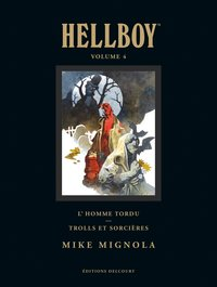 Hellboy deluxe - Tome 4