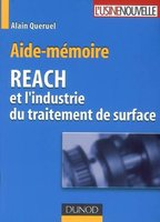 REACH et l'industrie du traitement de surface