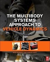 The multibody systems approach to vehicle dynamics - 2nd ed.