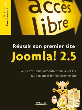 Cocriamont, Helene- Réussir son premier site joomla! 2.5