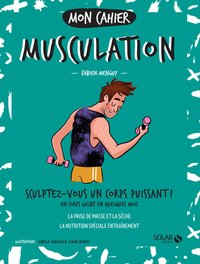 Mon cahier musculation - homme