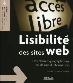 M.-V.Blond, O.Marcellin, M.Zerbib- Lisibilité des sites web