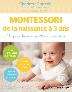 C.Poussin- Montessori de la naissance à 3 ans