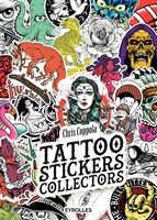 Tattoo stickers collectors
