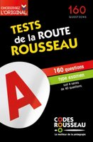Tests de la route Rousseau - 2018