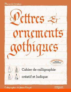 J.Chazal- Lettres et ornements gothiques