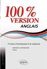 100% version - Anglais