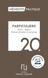 Particuliers - 2020