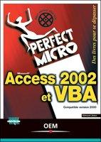 E.Jones - Access 2002 et VBA