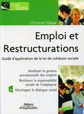 Christian Goux- Emploi et restructurations