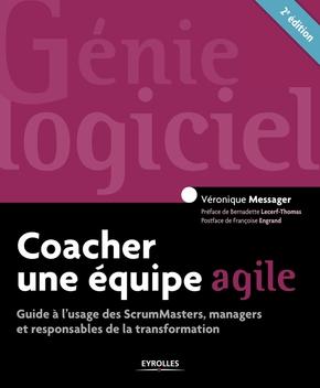 Messager, Veronique- Coacher une équipe agile