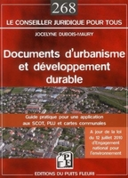 Documents d'urbanisme et développement durable