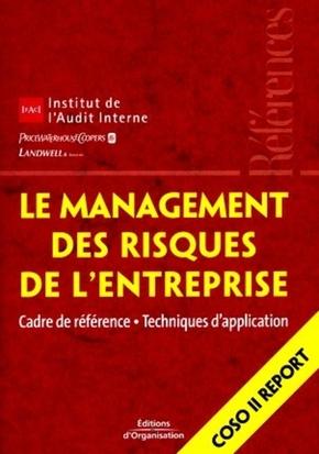 IFACI, PriceWaterhouseCoopers, Landwell- Le management des risques de l'entreprise