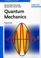 Quantum Mechanics - Volume One
