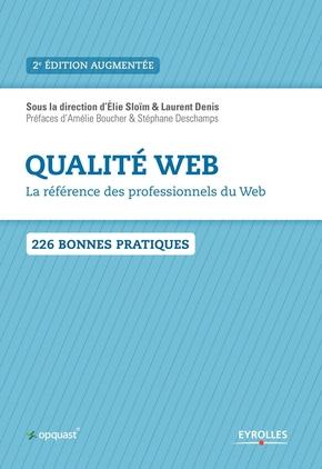 couverture du livre Qualité web