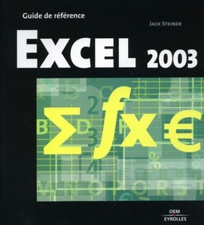 Jack Steiner- Excel 2003
